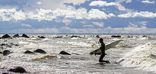 St. Petersburg surfing championship 2015